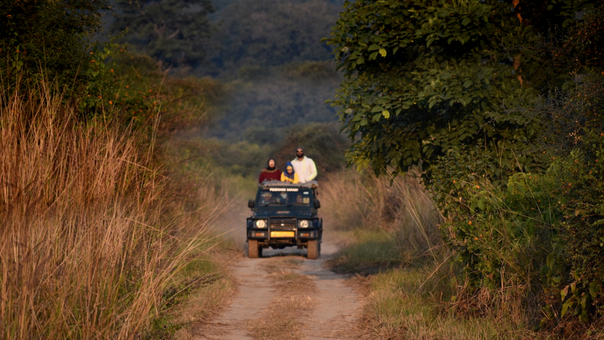 Jim Corbett Packages, Jim Corbett Tour Packages